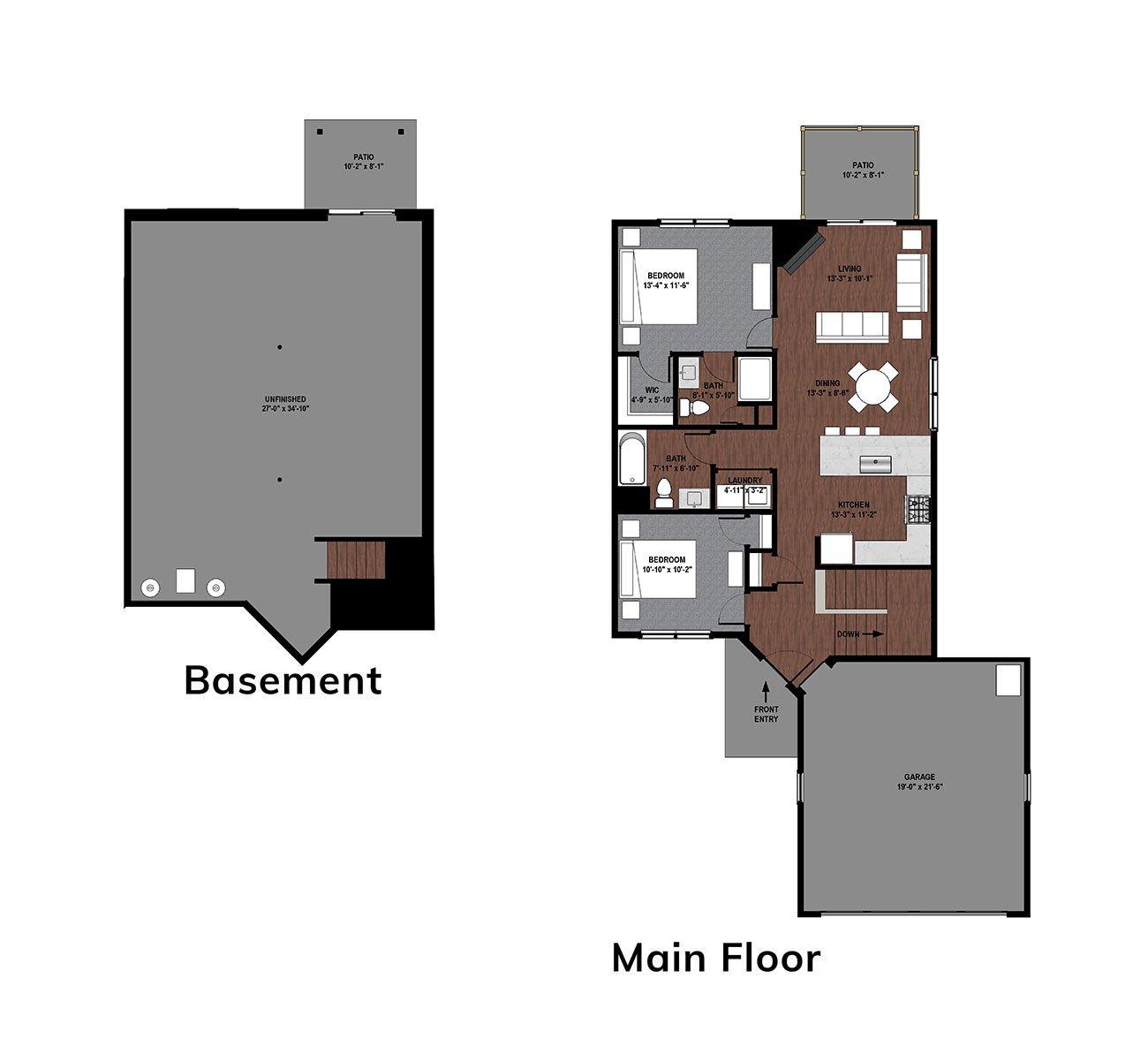 Daylily Floor Plan