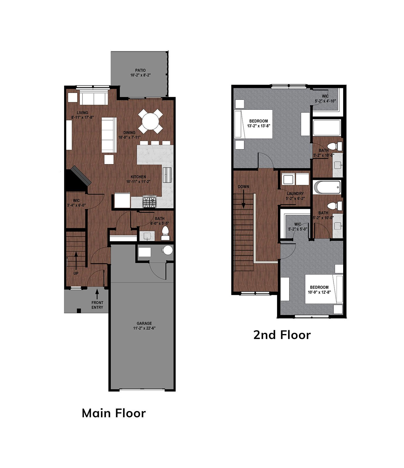 Aster Floor Plan